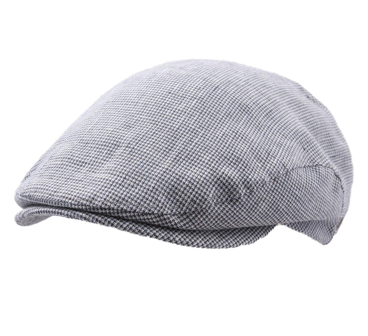 casquette plate l g re t homme bert chapeau. Black Bedroom Furniture Sets. Home Design Ideas