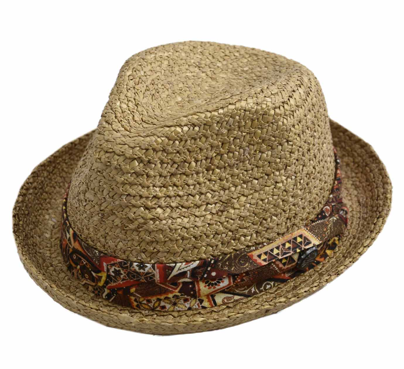 chapeau de paille player vintage wheat