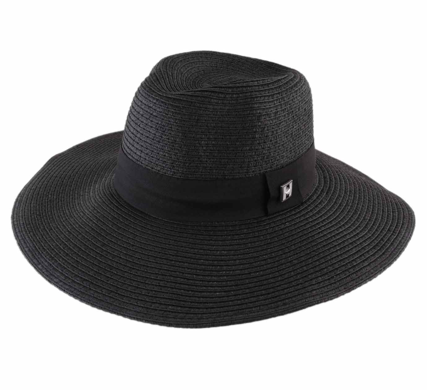 chapeau grand bord Claudia