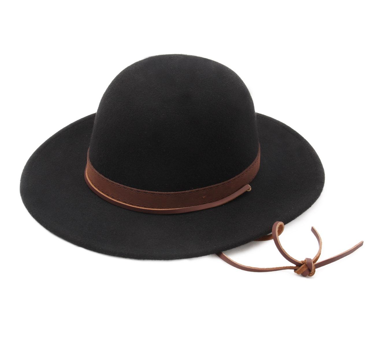 Chapeau rond Deadwood - Chapeau