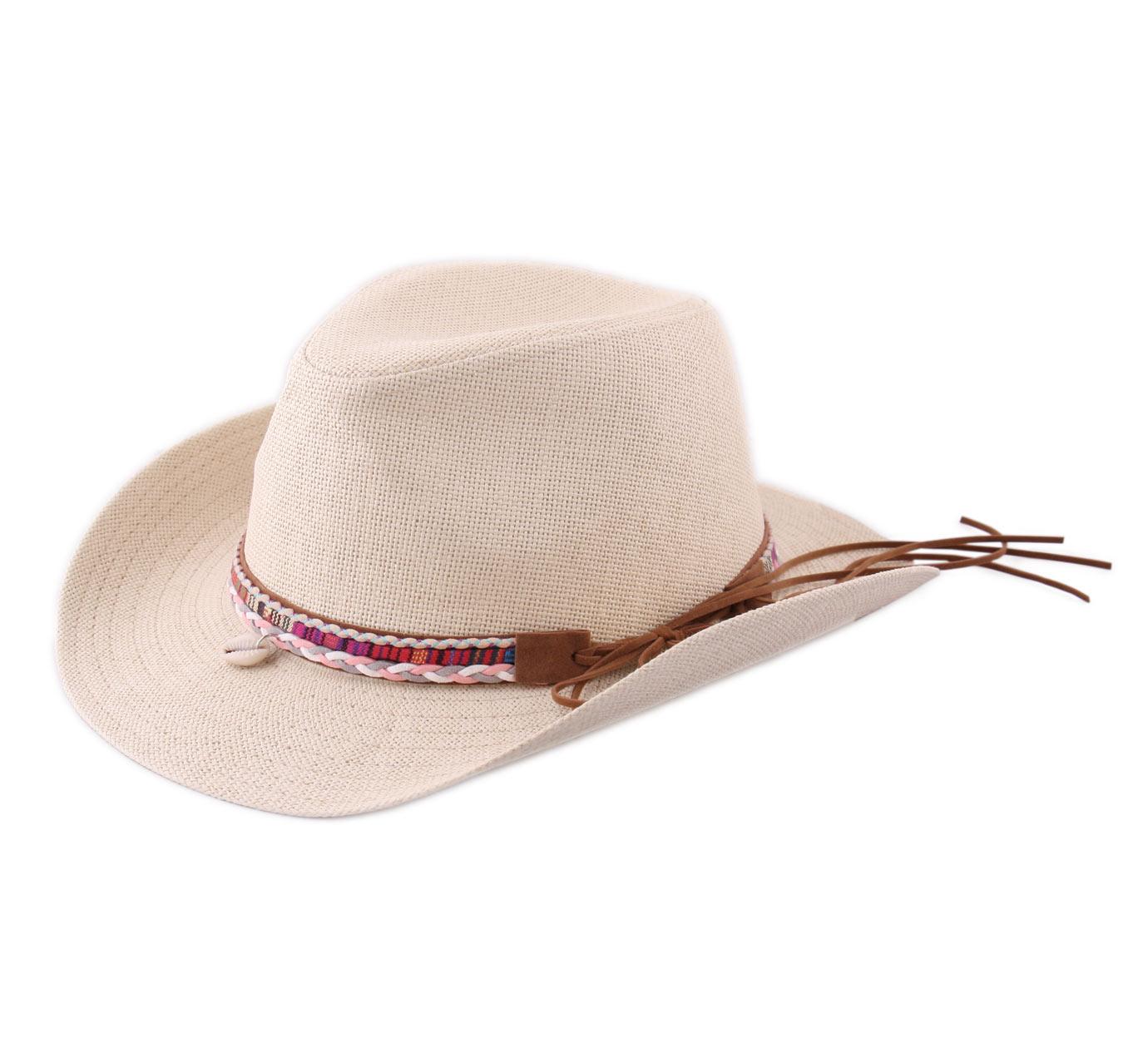 fffa8b57efa64 Chapeau western femme Miami - Chapeau
