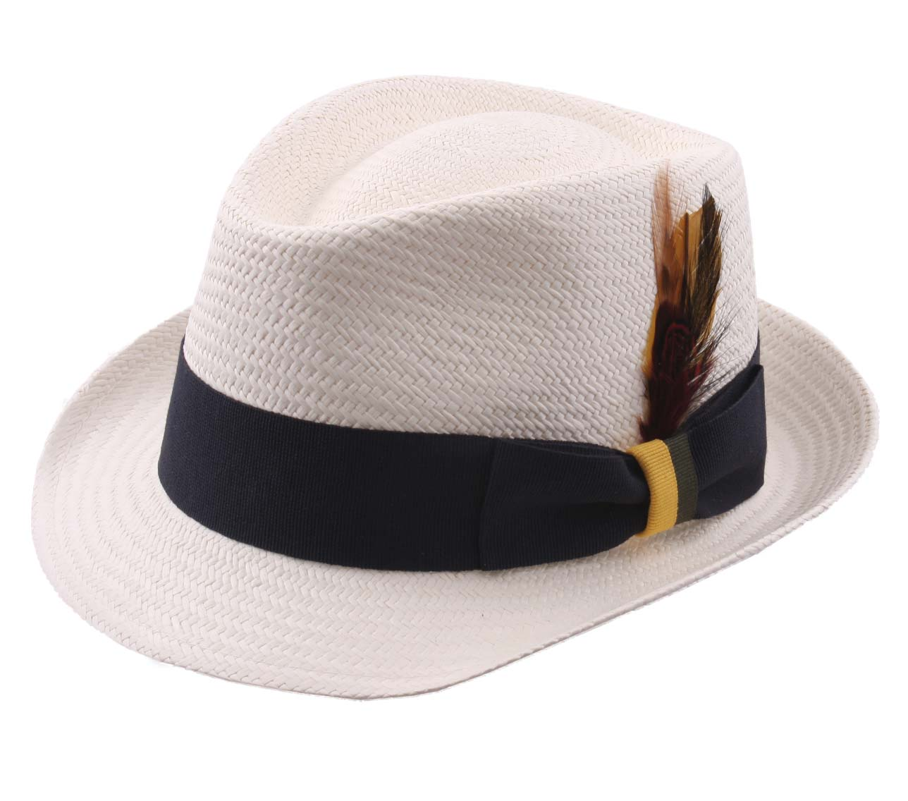 dernières tendances de 2019 paquet à la mode et attrayant top design Détails sur Chapeau panama homme ou femme Baracoa - baracoa-el1