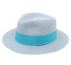 Chapeau pliable homme ou femme Jazzistico bleu
