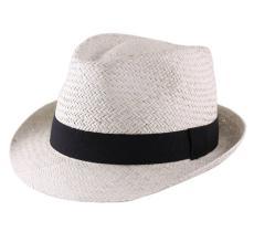 806533002b48 Chapeau de Paille pour Homme et Femme - Fraîcheur et finesse en tête ...