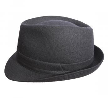 Chapeau Trilby Cuir Homme ou Femme Classic Trilby Skye Classic Italy